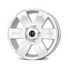 Литой диск FR REPLICA RN105T 16x7/5x118 ET40 DIA71.1 Silver