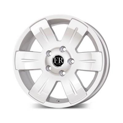 Литой диск FR REPLICA VV105T 16x7/5x120 ET40 DIA65.1 Silver арт. 07206319246