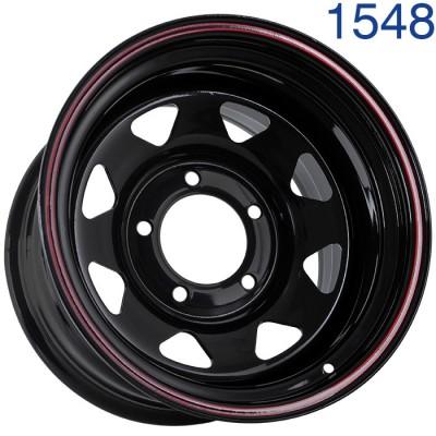 Стальной диск Grizzly SW01 16x10/5x150 ET-20 DIA110.1  арт. 1548