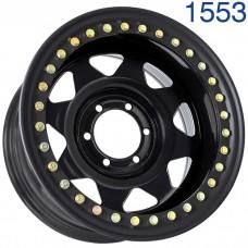 Стальной диск Grizzly XQR0040101 17x9/6x139.7 ET-25 DIA110.1