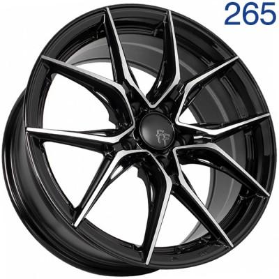 Литой диск Sakura Wheels YA3816 17x7.5/5x100 ET42 DIA73.1  арт. 265