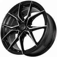 Литой диск Sakura Wheels YA3816 17x7.5/5x100 ET42 DIA73.1