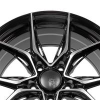 Литой диск Sakura Wheels YA3816 17x7.5/5x114.3 ET35 DIA73.1
