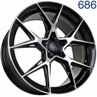 Flow Forming диск Sakura Wheels YA5636 18x8.5/5x112 ET35 DIA66.6  арт. 686