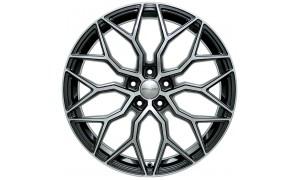 Стильные Sakura Wheels 9547 - 5 отверстий и множестве расцветок!