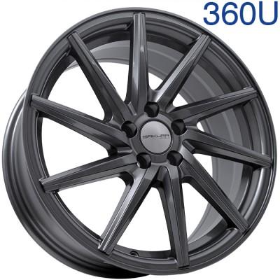 Литой диск Sakura Wheels 9650U 17x7.5/5x100 ET40 DIA73.1 MK арт. 360U