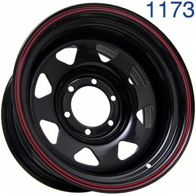Стальной диск Grizzly SW01 16x9/6x139.7 ET-30 DIA110.1  арт. 1173