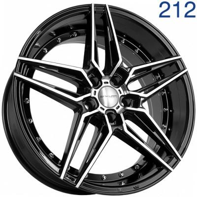 Литой диск Sakura Wheels R3337 19x8.5/5x114.3 ET35 DIA73.1  арт. 212