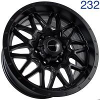 Литой диск Sakura Wheels DR2734 17x8/6x139.7 ET10 DIA110.5