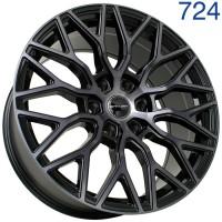 Литой диск Sakura Wheels 9548 20x9/6x139.7 ET25 DIA110.5