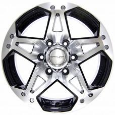 Литой диск Sakura Wheels R5313 16x8/6x139.7 ET-20 DIA110.5