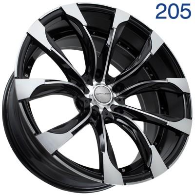 Литой диск Sakura Wheels R9546 22x10/5x130 ET0 DIA84.1  арт. 205
