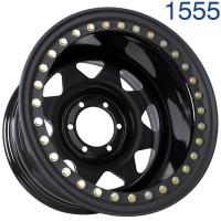 Стальной диск Grizzly XQR0040101 17x12/6x139.7 ET-66 DIA110.1