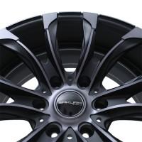 Литой диск Sakura Wheels R9545 20x9/6x139.7 ET15 DIA110.5