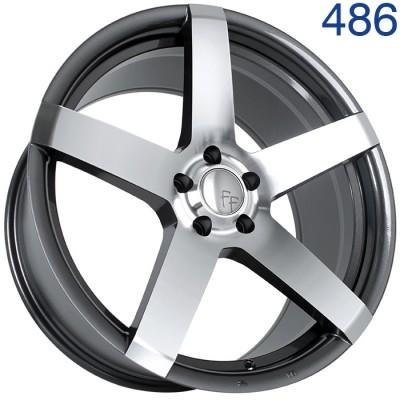 Flow Forming диск Sakura Wheels YA9537 20x9.5/5x120 ET40 DIA72.6  арт. 486