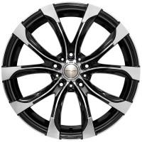 Литой диск Sakura Wheels 9534 22x10/5x130 ET45 DIA84.1