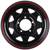 Стальной диск Grizzly XQR00401 15x7/5x139.7 ET-5 DIA108.5
