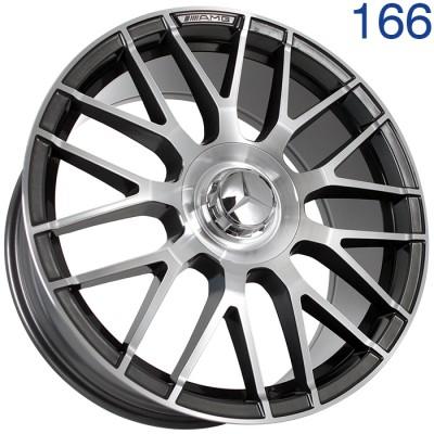 Литой диск Sakura Wheels 9410 19x9.5/5x112 ET35 DIA66.6  арт. 166