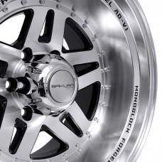 Литой диск Sakura Wheels R3917 16x10/6x139.7 ET-44 DIA110.5