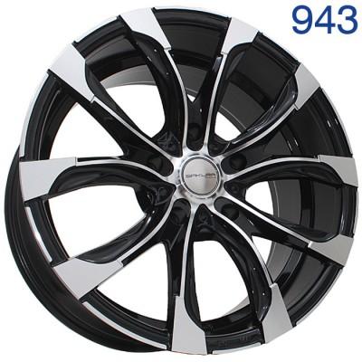 Литой диск Sakura Wheels 9534 20x10/5x150 ET45 DIA110.5  арт. 943
