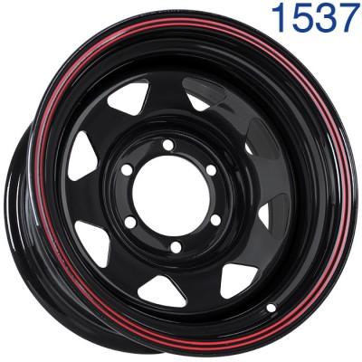 Стальной диск Grizzly SW01 15x8/6x139.7 ET-20 DIA110.1  арт. 1537