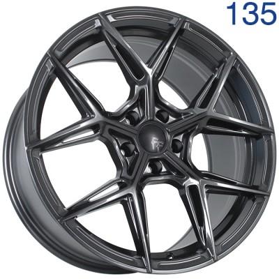 Литой диск Sakura Wheels YA3823 19x9.5/5x120 ET33 DIA72.6  арт. 135