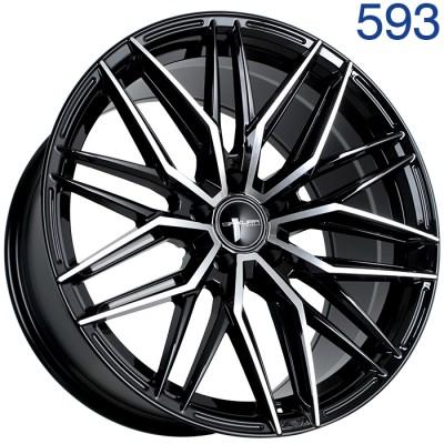 Литой диск Sakura Wheels 3806 19x9.5/5x112 ET35 DIA66.6  арт. 593
