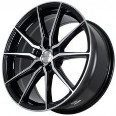 Литой диск Sakura Wheels 9141 19x8.5/5x114.3 ET35 DIA73.1