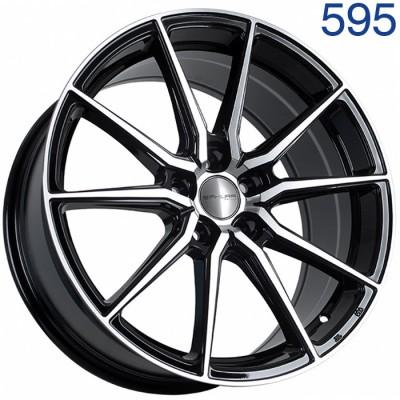 Литой диск Sakura Wheels 9141 19x8.5/5x114.3 ET35 DIA73.1  арт. 595
