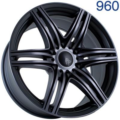 Flow Forming диск Sakura Wheels YA9654 18x8/6x139.7 ET15 DIA110.5  арт. 960