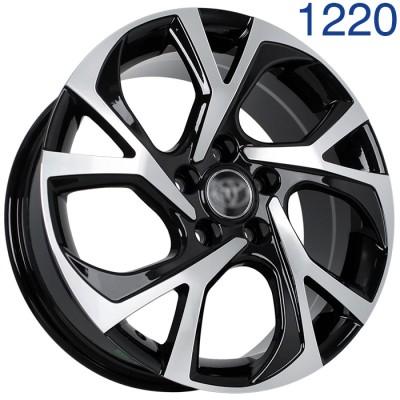 Литой диск Sakura Wheels FE132 17x7/5x114.3 ET35 DIA73.1  арт. 1220