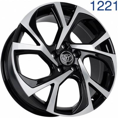 Литой диск Sakura Wheels FE132 18x7/5x114.3 ET35 DIA73.1  арт. 1221