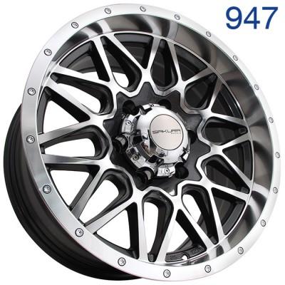 Литой диск Sakura Wheels DR2734 17x8/6x139.7 ET10 DIA110.5  арт. 947