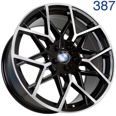 Литой диск Sakura Wheels D9483 19x9.5/5x112 ET40 DIA66.6  арт. 387