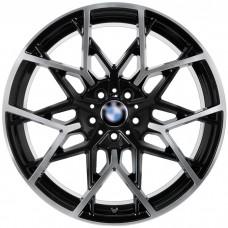Литой диск Sakura Wheels D9483 19x9.5/5x112 ET40 DIA66.6