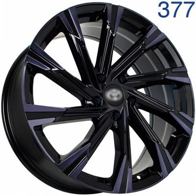 Литой диск Sakura Wheels D9552 19x7.5/5x114.3 ET40 DIA60.1  арт. 377