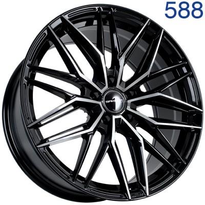 Литой диск Sakura Wheels 3806 19x8.5/5x112 ET35 DIA66.6  арт. 588
