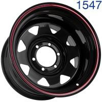 Стальной диск Grizzly XQR00401 16x10/6x139.7 ET-44 DIA110.1