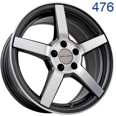 Литой диск Sakura Wheels 9140 16x7/5x114.3 ET42 DIA73.1  арт. 476