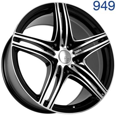 Flow Forming диск Sakura Wheels YA9653 20x9.5/5x150 ET40 DIA110.1  арт. 949