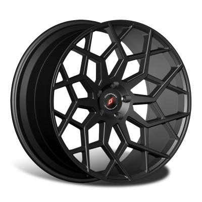 Литой диск INFORGED IFG-42 22x9/5x120 ET45 DIA72.6 Black арт. 1682742