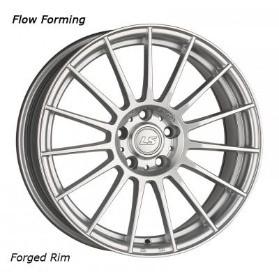 Flow Forming диск LS FlowForming RC05 17x7.5/5x108 ET45 DIA63.3 S арт. 1603264